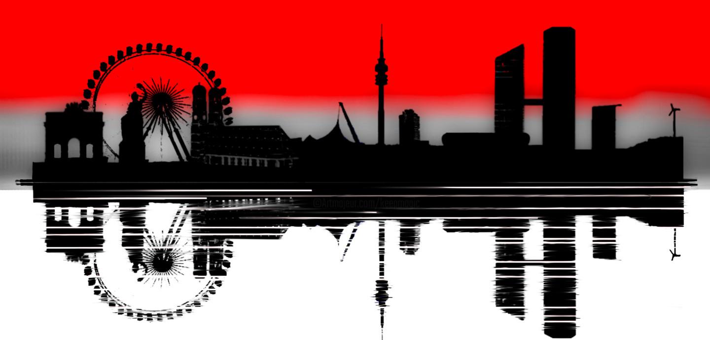 Keep Magic - Skyline Munich