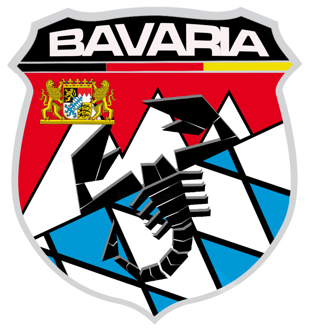 Keep Magic - Abarth Logo Bavaria