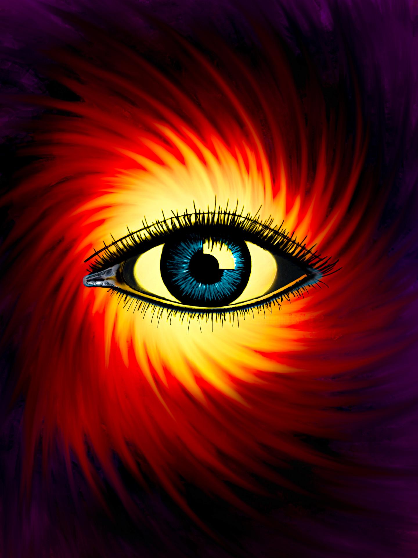 Keep Magic - Hypnotic Eye
