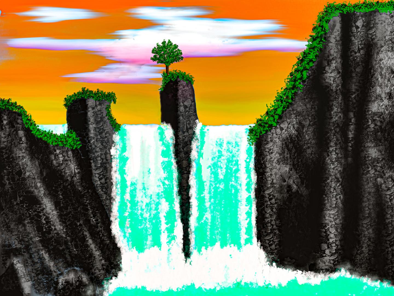Keep Magic - Wasserfälle