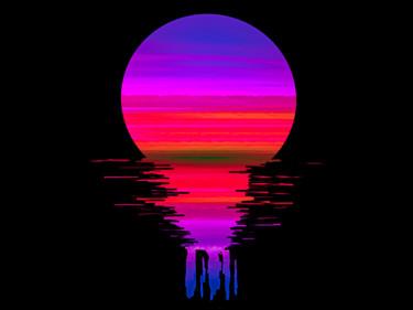 Fluid Sunset