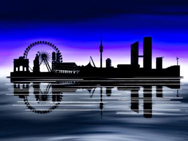 """""""Skyline Munich"""""""