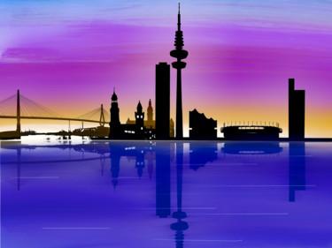 """Skyline Hamburg"""