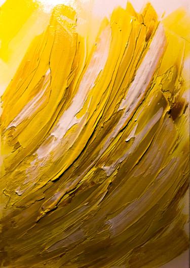 Sturm in Gelb