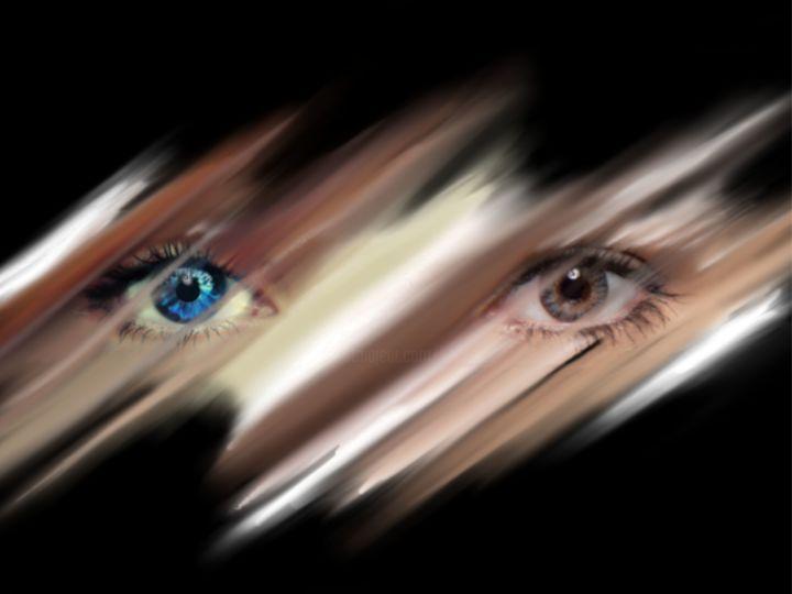 Keep Magic - Augen