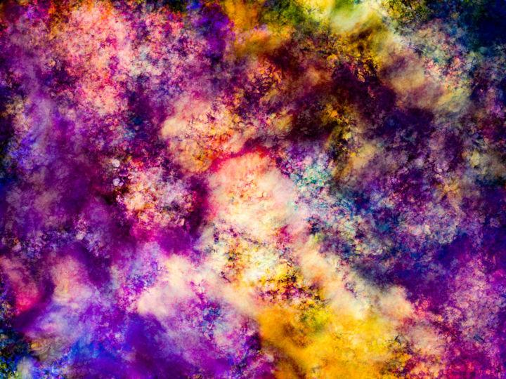 Keep Magic - Marbled Clouds